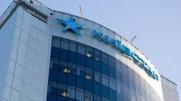 Kyivstar radio network in Ukraine