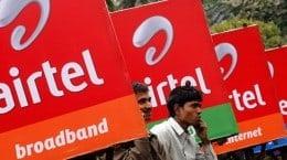 Airtel 4G service