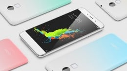 Coolpad launches smartphone-Coolpad Note 3,