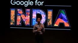 Sundar Pichai, Google for India