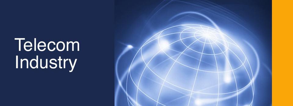 Dissertation report on telecom sector
