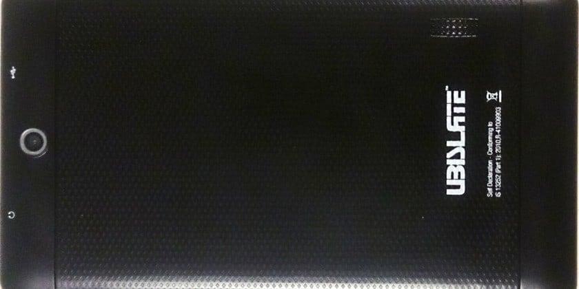 Tablet PC i3G7 (back)
