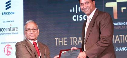 Voice&Data Top Telco Recognition 2016 - Enterprise Business Services
