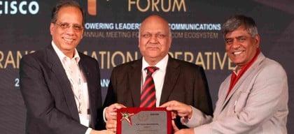 Voice&Data Telecom Circle Awards 2016 - Top Telco Recognition