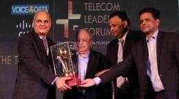 Anil Tandan, CTO Idea Cellular - Voice&Data CTO of the Year 2016