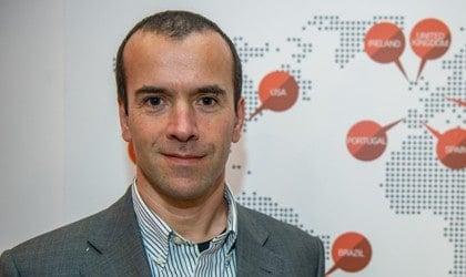 Joao Albergaria Resende, VP, Product Development, WeDo Technologies
