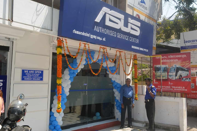 Asus Inaugurates Its Exclusive Service Centre In Kochivoice Data