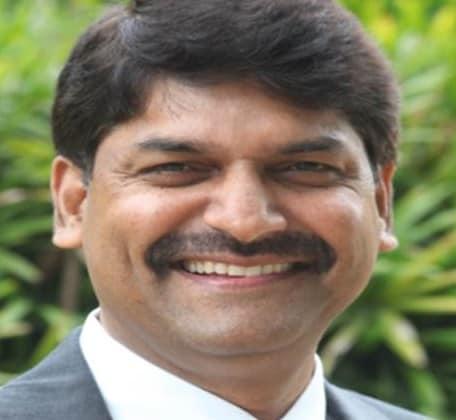 Anil Valluri, President - NetApp India & SAARC