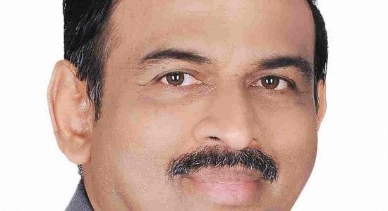 K Krishna Moorthy, Chairman, IESA