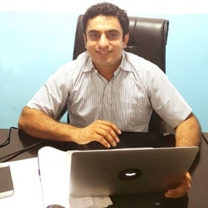 MYF co-Founder Jitender Arora