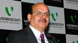 Arvind Bali, CEO, Videocon Telecom.