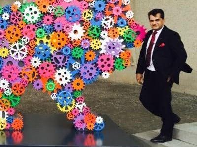 NITI Aayog CEO Amitabh Kant