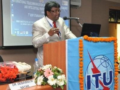 Dr Debabrata Nayak, CSO, Huawei Telecommunications