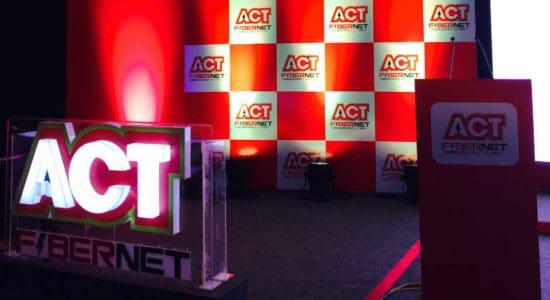 ACT Fibernet Hyderabad plans