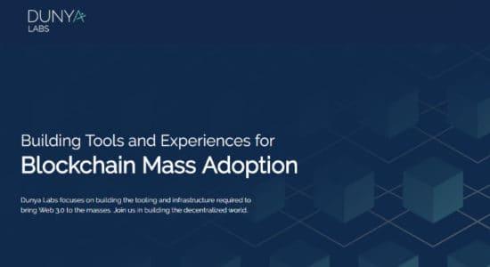 Dunya Labs, EOS blockchain, Catalyst