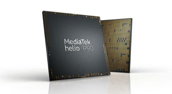 MediaTek Helio P90 Chip