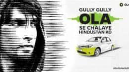 #GullyGullyOla