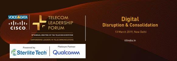 Voice&Data Telecon Leadership Forum 2019