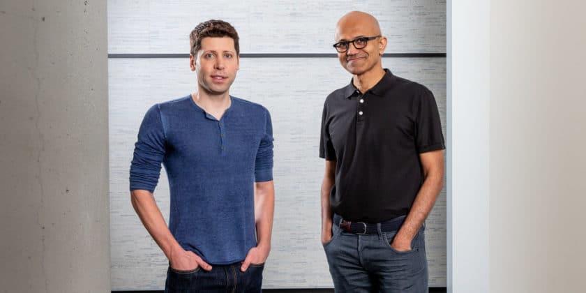 Microsoft invests 41 billion in OpenAI