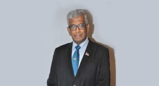 President of Broadband India Forum, T V Ramachandran