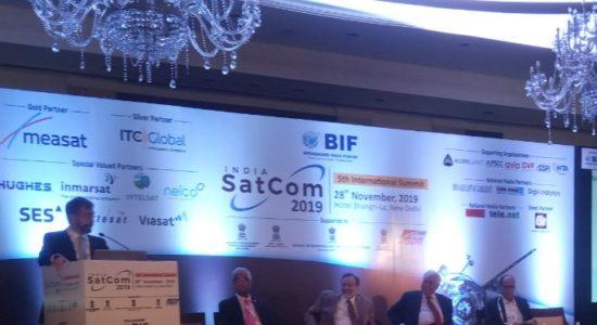 India Satcoms 2019