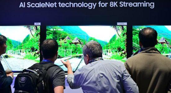 Samsung Developer Conference showcases futuristic tech