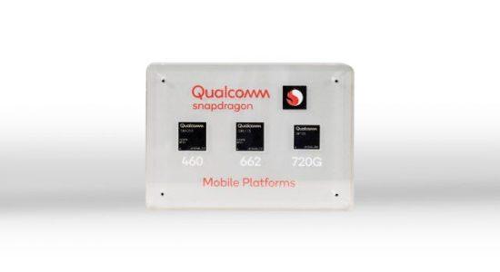 Qualcomm Snapdragon 4g chipset