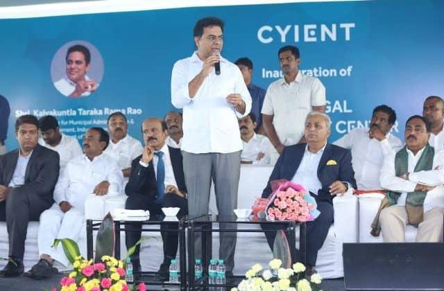 At Warangal, Cyient and Tech mahindra
