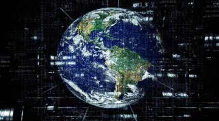 earth as internet