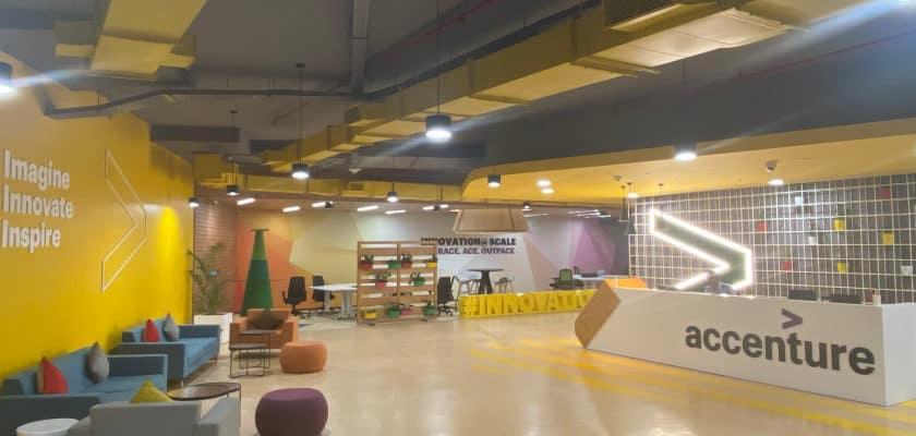 Accenture Innovation Hub Pune