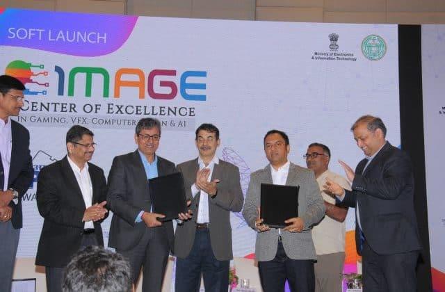 Gaming CoE IMAGE established in Hyderabad