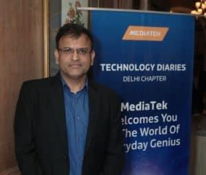 MediaTek Anku Jain interview with VoicenData