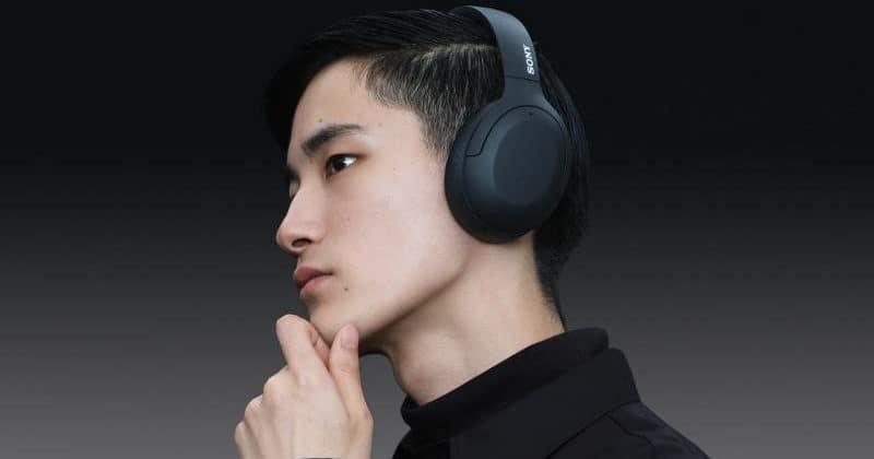 WH-H910N Headphones