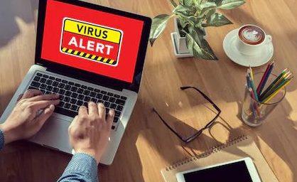 Coronavirus or computer virus -both are spreading fast