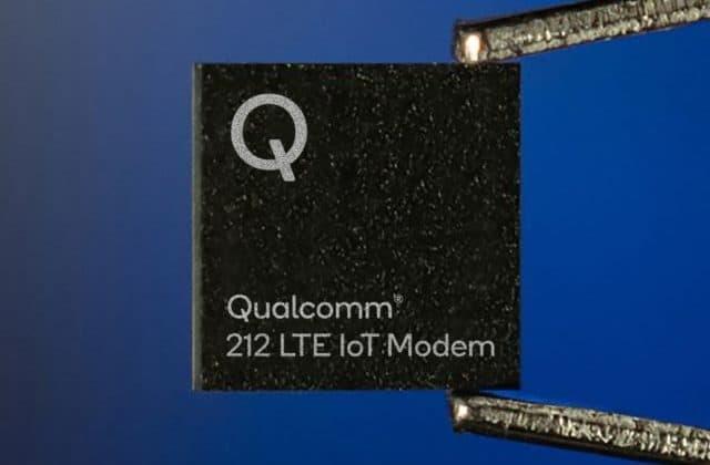 Qualcomm IoT chipset