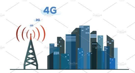 4G network performance