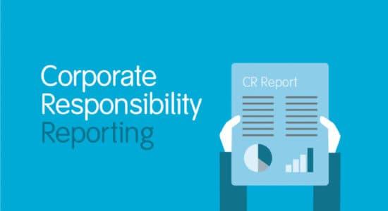 Corporate Responsibility report image