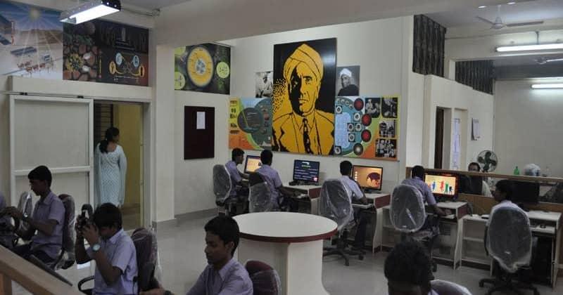 innovation hub for nurturing students