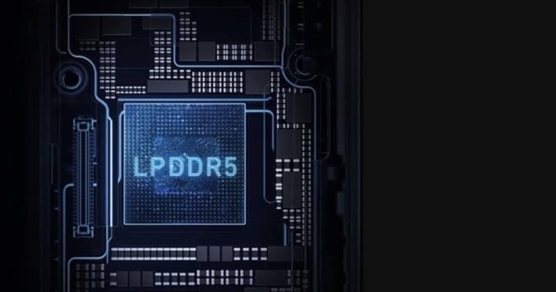 LPDDR5 DRAM