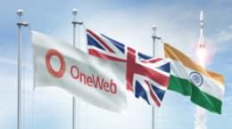 OneWeb Applies for Satcom License
