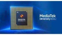 MediaTek Dimensity-800U