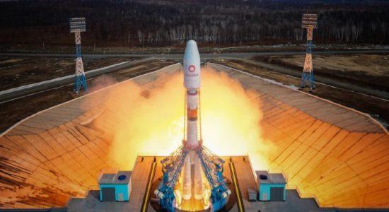 OneWeb Telecom Satellites Launch