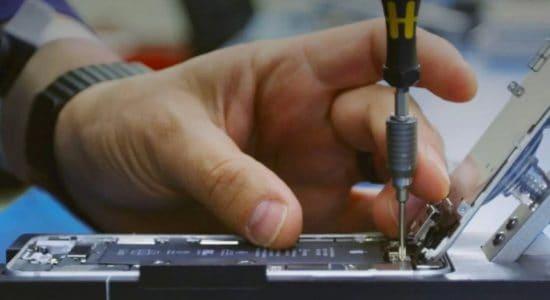 repairing image