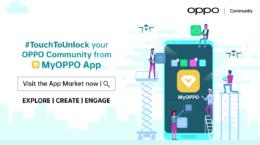 OPPO Launches MyOPPO App